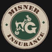 misner agency agriculture insurance logo